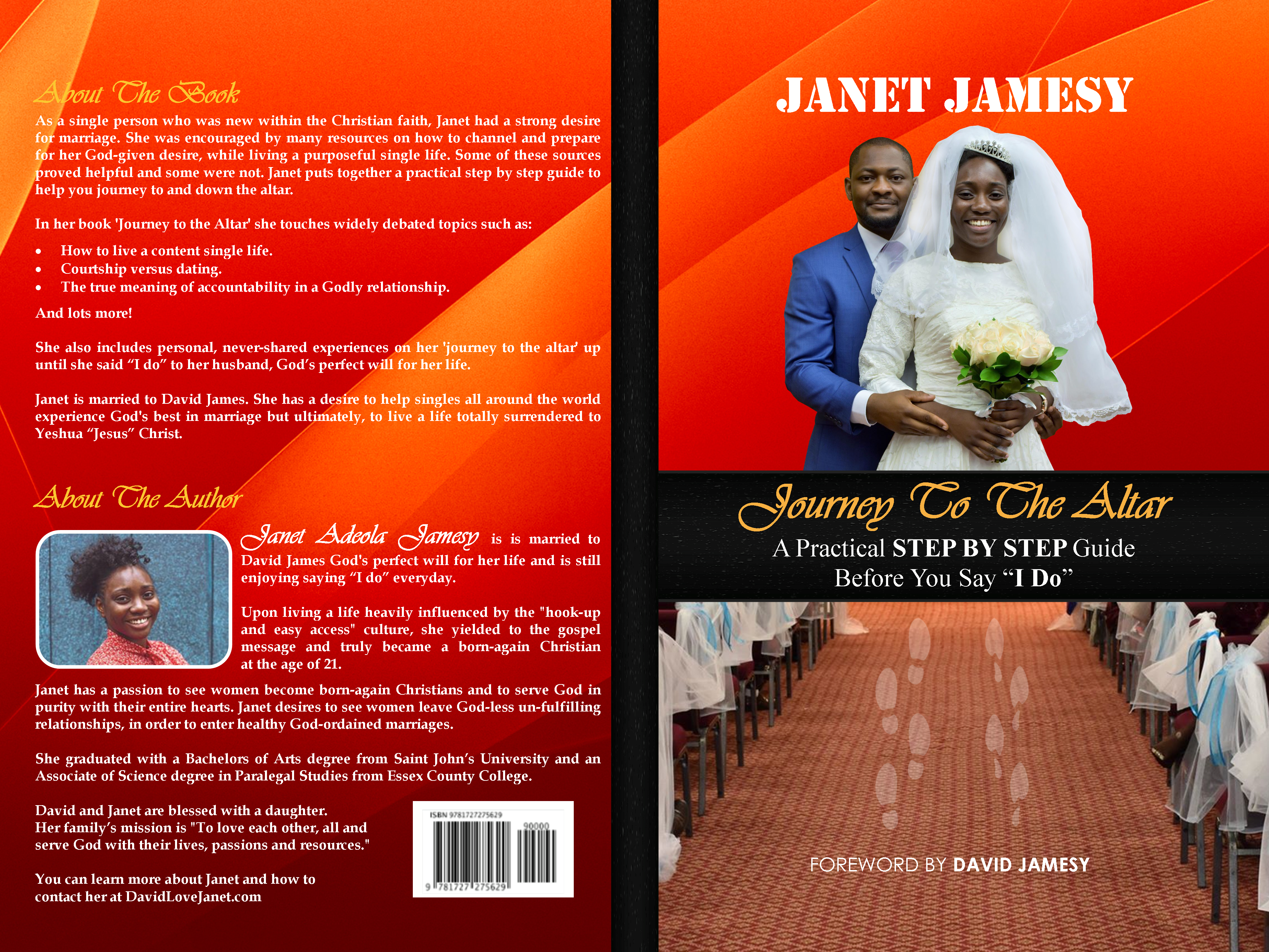 """E-COPY ONLY of Journey To The Altar: A Practical STEP BY STEP Guide Before  You Say """"I Do"""""""